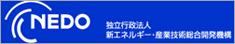 NEDO 独立行政法人新エネルギー・産業技術総合開発機構